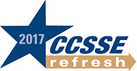 CCCSE Refresh logo